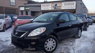 Used 2012 Nissan Versa Sedan 1.6 SV for sale in Etobicoke, ON