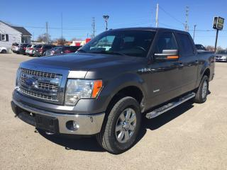 Used 2014 Ford F-150 XLT XTR * 4WD * POWER GROUP * BLUETOOTH for sale in London, ON