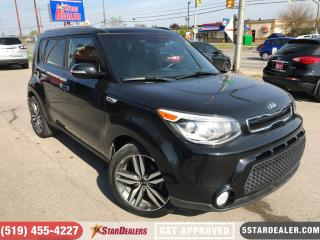 Used 2014 Kia Soul SX Luxury | LEATHER | NAV | ROOF for sale in London, ON