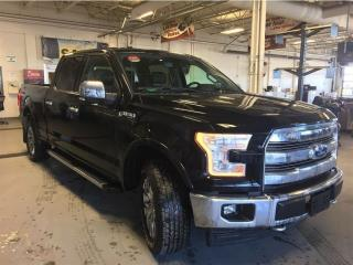Used 2017 Ford F-150 Lariat | Leather | Remote Start | 4X4 | for sale in Edmonton, AB