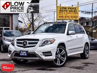 Used 2015 Mercedes-Benz GLK-Class AMG*Navi*PanoRoof*360Cam*BlindSpot*Warranty* for sale in York, ON