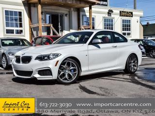 Used 2015 BMW 2 Series M235i xDrive for sale in Ottawa, ON