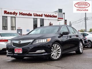 Used 2014 Acura RLX Elite Pkg 4WS for sale in Mississauga, ON