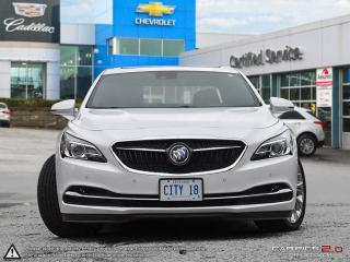 Used 2017 Buick LaCrosse PREMIUM for sale in North York, ON