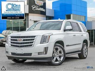 Used 2017 Cadillac Escalade LUXURY for sale in North York, ON