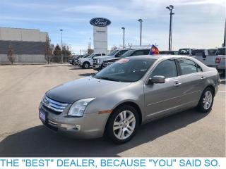 Used 2008 Ford Fusion SEL-Leather-Roof-V6 for sale in Etobicoke, ON