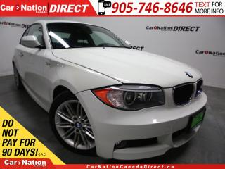 Used 2013 BMW 128I i| LEATHER| SUNROOF| PUSH START| for sale in Burlington, ON