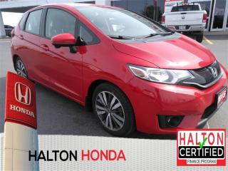Used 2015 Honda Fit EX SERVICE HISTORY ON FILE ACCIDENT FREE for sale in Burlington, ON