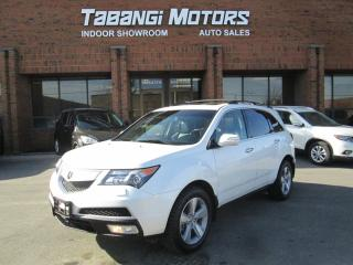 Used 2011 Acura MDX LEATHER | SUNROOF | BACK UP CAMERA | BLUETOOTH for sale in Mississauga, ON