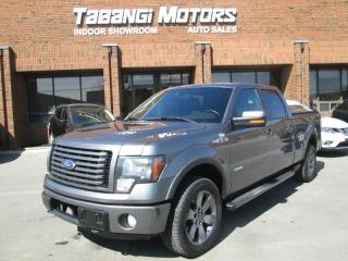 Used 2011 Ford F-150 FX4 | 4X4 | SUPER CREW | 6.5 FOOT BOX | LEATHER | for sale in Mississauga, ON