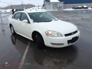 Used 2009 Chevrolet Impala LS, low km's for sale in Hornby, ON