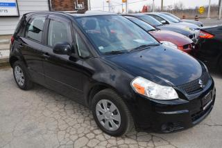 Used 2011 Suzuki SX4 Crossover FWD, auto, A/C for sale in Hornby, ON