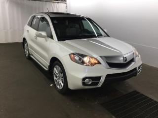 Used 2010 Acura RDX SH-AWD, low kms, dealer serviced for sale in Hornby, ON