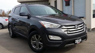 Used 2016 Hyundai Santa Fe Sport 2.4 AWD for sale in Kitchener, ON