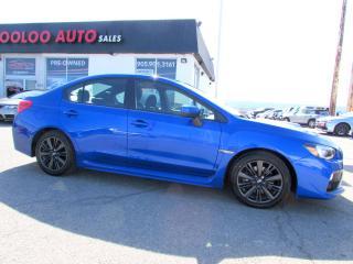 Used 2015 Subaru Impreza WRX WRX AUTOMATIC CAMERA CERTIFIED WARRANTY for sale in Milton, ON