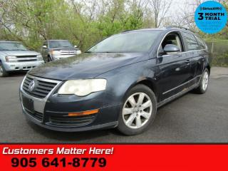Used 2007 Volkswagen Passat 2.0T  AS IS (UNCERTIFIED) AS TRADED IN for sale in St Catharines, ON