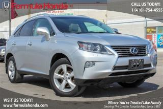 Used 2014 Lexus RX 350 MINT CONDITION | AWD | NAVIGATION for sale in Scarborough, ON