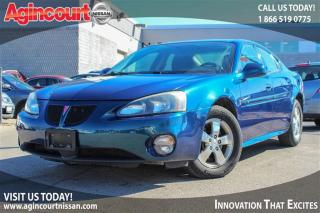 Used 2006 Pontiac Grand Prix Base |AS-IS Supersaver| for sale in Scarborough, ON