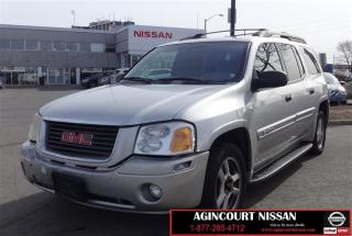 Used 2004 GMC Envoy XL 4Dr 4WD SLT |AS-IS Supersaver| for sale in Scarborough, ON
