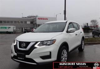 Used 2017 Nissan Rogue S FWD CVT |Backup Camera|Forward Emergency Breakin for sale in Scarborough, ON