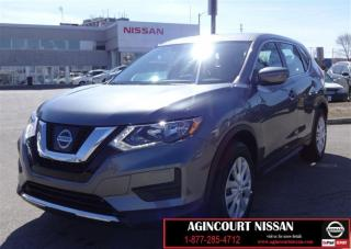 Used 2017 Nissan Rogue S FWD CVT Backup Camera|Forward Emergancy Breaking for sale in Scarborough, ON