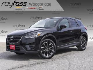 Used 2016 Mazda CX-5 GT LEATHER, ROOF, NAV, BOSE, CAM for sale in Woodbridge, ON