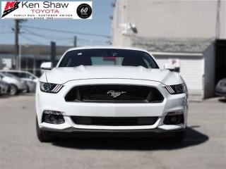 Used 2017 Ford Mustang GT LEATHER AND NAV for sale in Toronto, ON