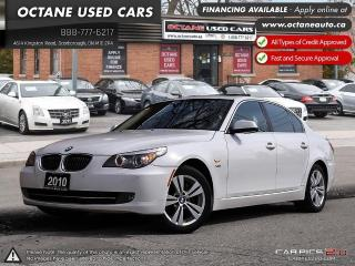 Used 2010 BMW 528 i xDrive for sale in Scarborough, ON