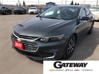Used 2017 Chevrolet Malibu |LT|NAV|Leather|Sunroof|Rearcam|Remote Start| for sale in Brampton, ON
