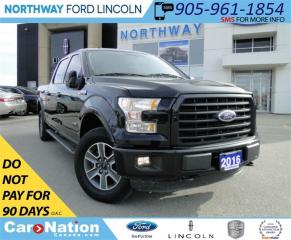 Used 2016 Ford F-150 XLT | NAV | REAR CAM | REMOTE START | for sale in Brantford, ON