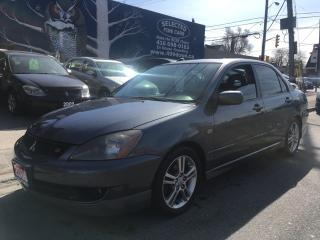 Used 2006 Mitsubishi Lancer RalliArt for sale in Scarborough, ON