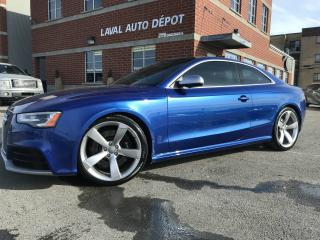 Used 2014 Audi RS5 RS 5 4.2 QUATTRO for sale in Laval, QC