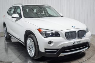 Used 2014 BMW X1 XDrive CUIR TOIT PANO for sale in Saint-constant, QC