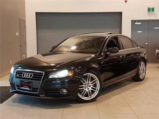 Used 2012 Audi A4 2.0T PREMIUM S-LINE **6 SPD MANUAL!!** for sale in York, ON