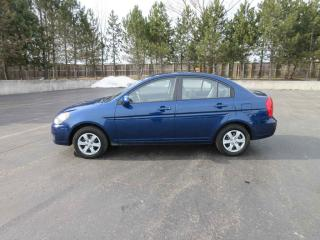 Used 2011 Hyundai ACCENT  FWD for sale in Cayuga, ON