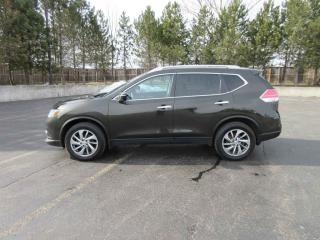 Used 2014 Nissan Rogue SL AWD for sale in Cayuga, ON