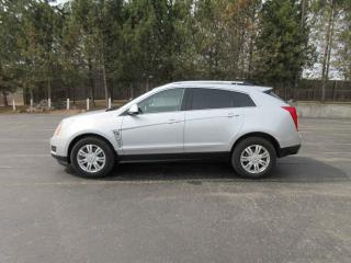 Used 2011 Cadillac SRX  AWD for sale in Cayuga, ON