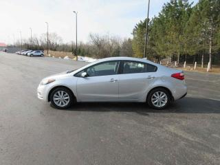 Used 2014 Kia Forte LX FWD for sale in Cayuga, ON