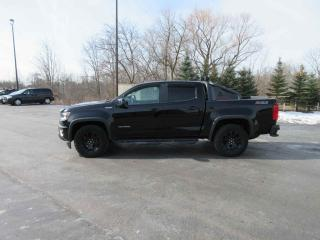 Used 2016 CHEV COLORADO TRAILBOSS Z71 4X4 for sale in Cayuga, ON