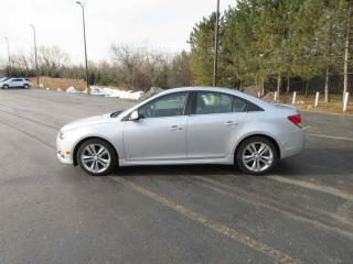 Used 2014 CHEV CRUZE 2LT RS FWD for sale in Cayuga, ON