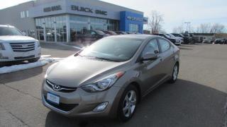 Used 2012 Hyundai Elantra GLS / $111.00 bi-weekly for 60 mths for sale in Arnprior, ON