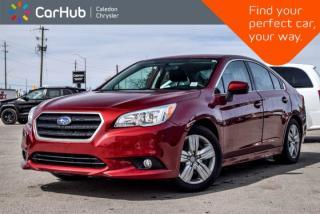 Used 2015 Subaru Legacy 2.5i|AWD|Backup Cam|Bluetooth|Heated Front Seats|Keyless|17