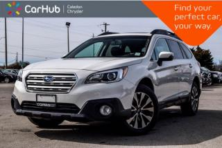 Used 2016 Subaru Outback 3.6R w/Limited Pkg|AWD|Navi|Sunroof|Bluetooth|Heated Front seats|18
