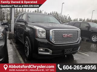 Used 2015 GMC Yukon Denali *FULLY LOADED* for sale in Abbotsford, BC