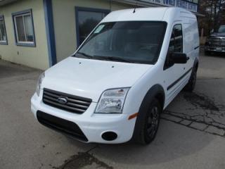 Used 2013 Ford Transit Connect CARGO MOVING XLT MODEL 2 PASSENGER 2.0L - DOHC.. IN-CARGO SHELVING.. CD/AUX INPUT.. AIR CONDITIONING.. POWER WINDOWS.. for sale in Bradford, ON