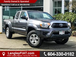 Used 2014 Toyota Tacoma Base V6 B.C OWNED! for sale in Surrey, BC