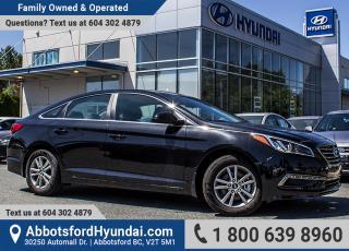 Used 2015 Hyundai Sonata GL BC OWNED & LOW KILOMETRES for sale in Abbotsford, BC