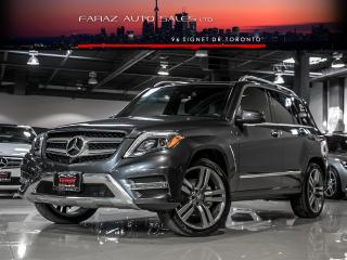 Used 2015 Mercedes-Benz GLK 250 NAVI|BLINDSPOT|360CAM|PANO|BLUETEC for sale in North York, ON