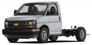 New 2018 Chevrolet Express Cutaway Work Van for sale in Gloucester, ON