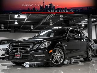 Used 2010 Mercedes-Benz E63 AMG AMG|518HP|NAVI|BLINDSPOT|REAR CAM|PANO|LOADED for sale in North York, ON
